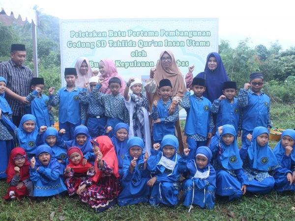 Profil SD tahfidz Qur'an Insan Utama