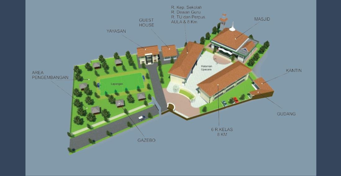 Gedung SDTQ 3